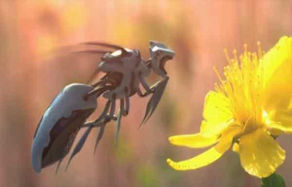 Photo of Aranhas e abelhas robóticas: o surgimento de microrrobôs bioinspirados