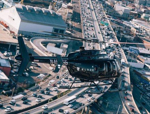 Photo of Blade, uma startup de vôo veloz, está ajudando os CEOs do Vale do Silício a contornar o tráfego – TechCrunch