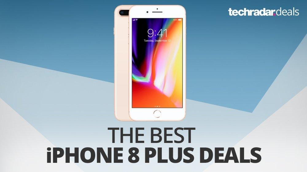 Foto de As melhores ofertas do iPhone 8 Plus e contratos no Reino Unido em abril de 2019