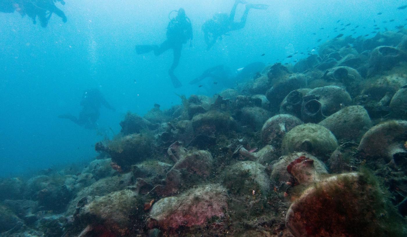 Photo of Naufrágios da Grécia Antiga abrem para mergulhadores recreativos – Quartz