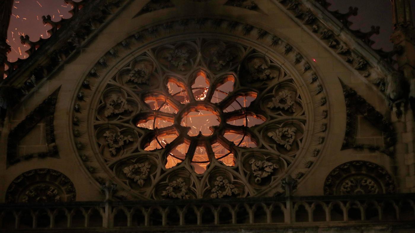 Photo of A Compagnons du Devoir pode reparar Notre Dame – Quartz