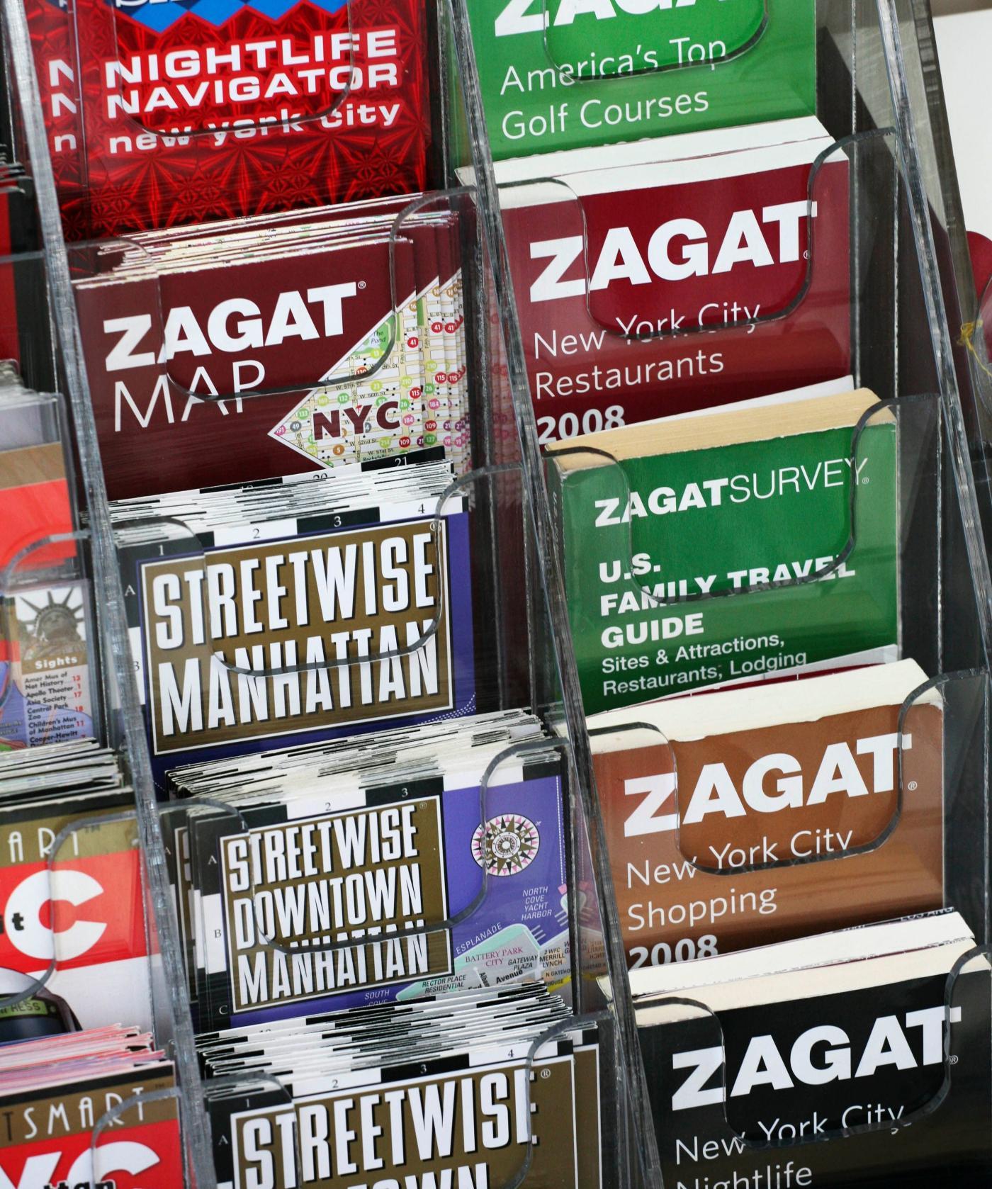 Photo of Zagat quer consertar o modelo de avaliação do Yelp – Quartzy