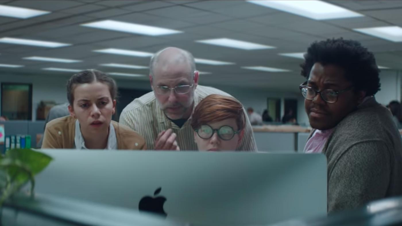 Photo of Novo anúncio da Apple mostra o que está errado e redondo caixas de pizza – Quartz