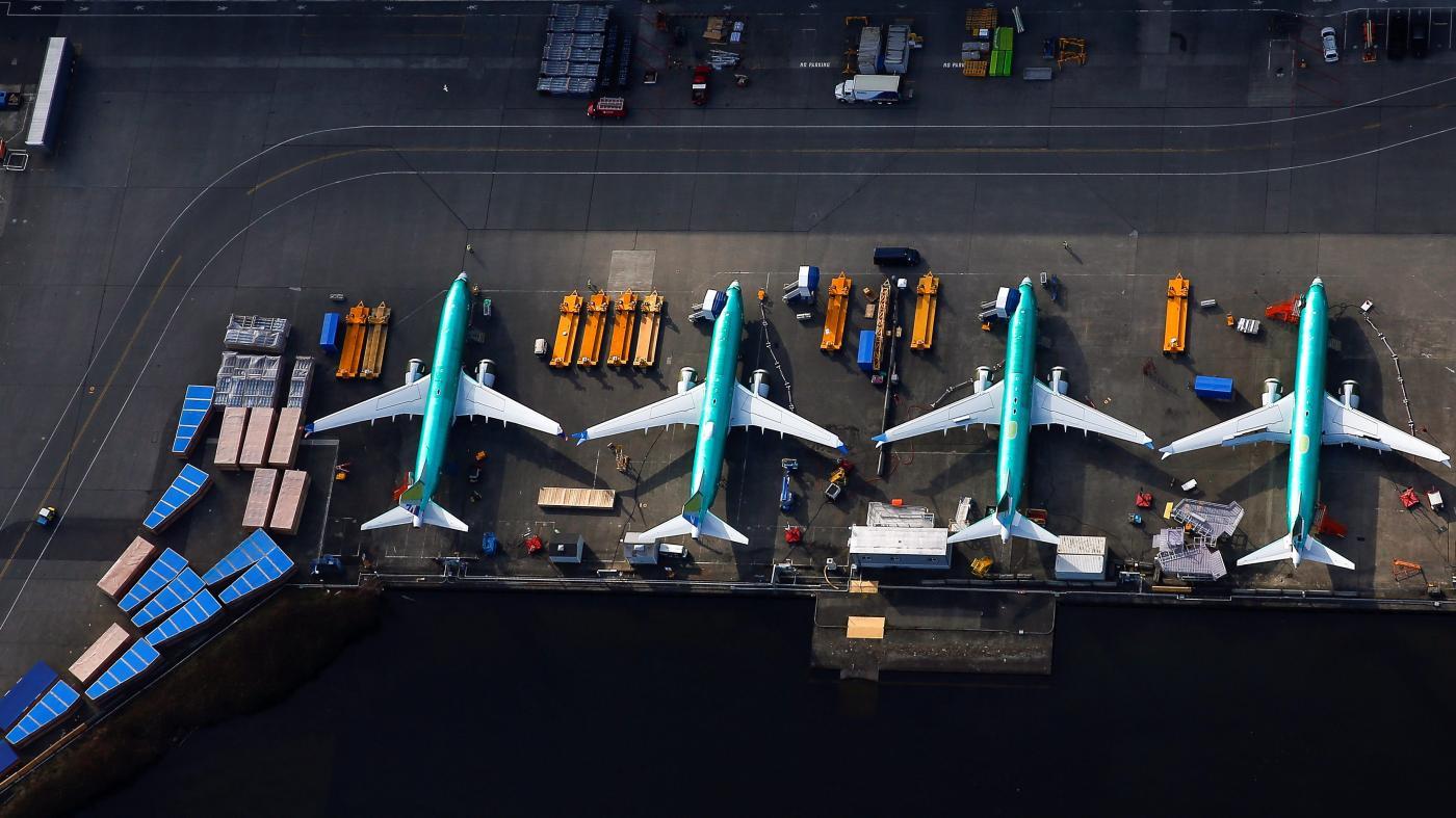 """Photo of Boeing diz que não houve """"escorregão técnico ou lacuna"""" no 737 Max – Quartz"""