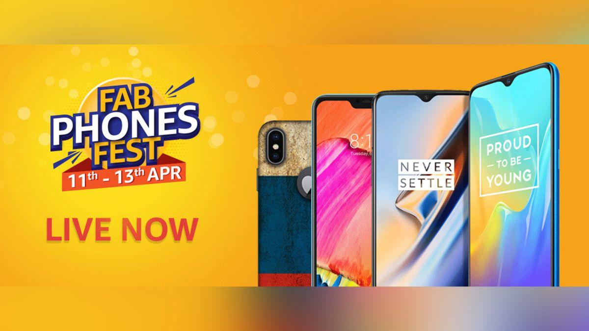 Photo of Amazon Índia Fab Phones Fest abril de 2019: melhores ofertas e promoções em telefones