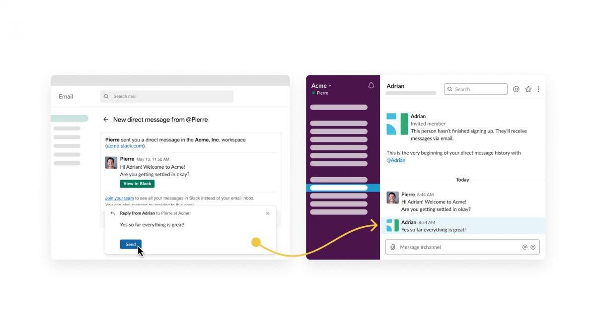Photo of Slack mostra novos recursos