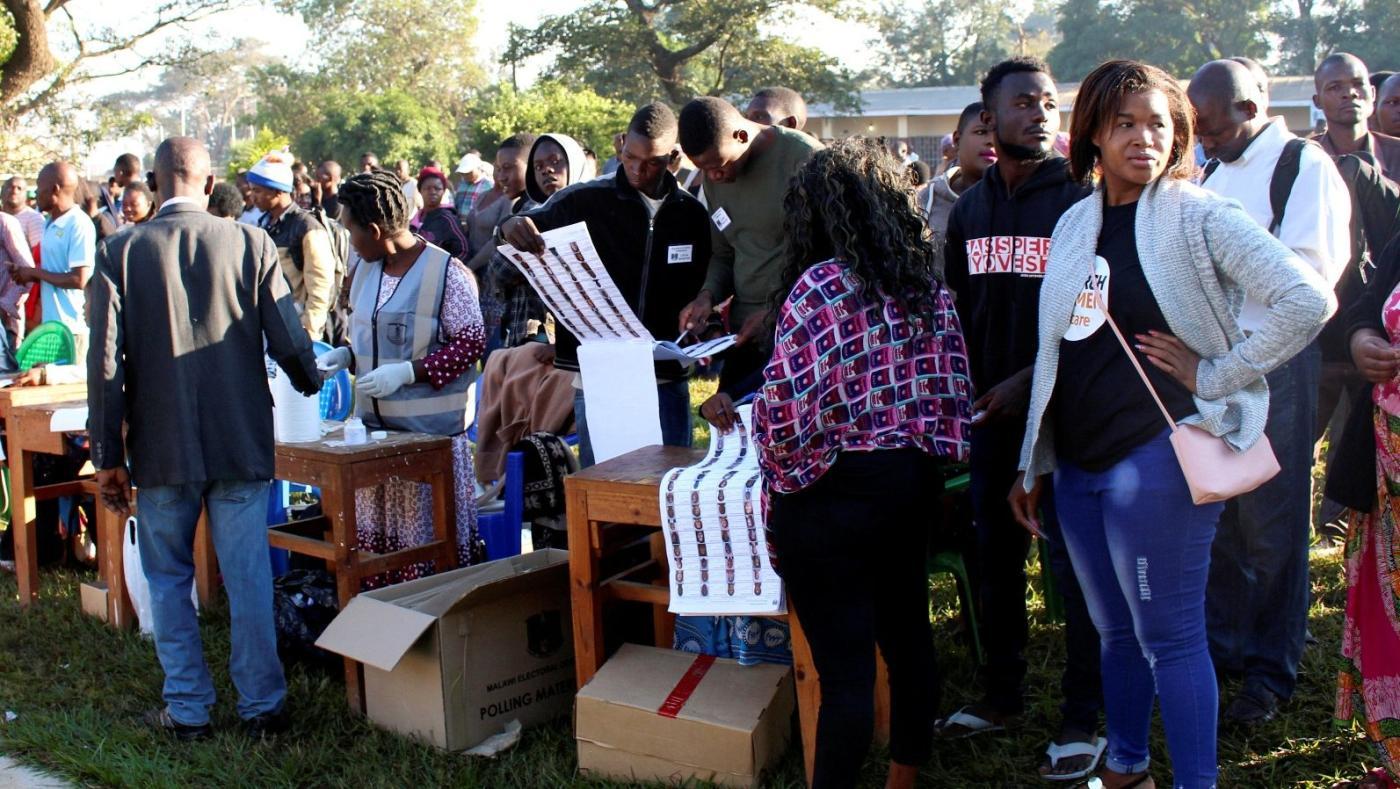 Photo of Resultados eleitorais do Malawi atrasados após reivindicações de falsificação de eleitores – Quartz Africa