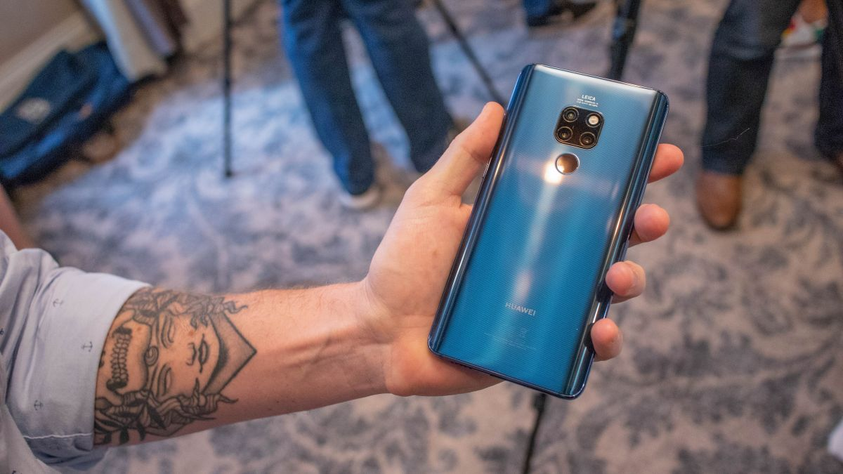 Photo of A proibição da Huawei faz com que as trocas surjam à medida que a notícia do bloqueio do Android quebra