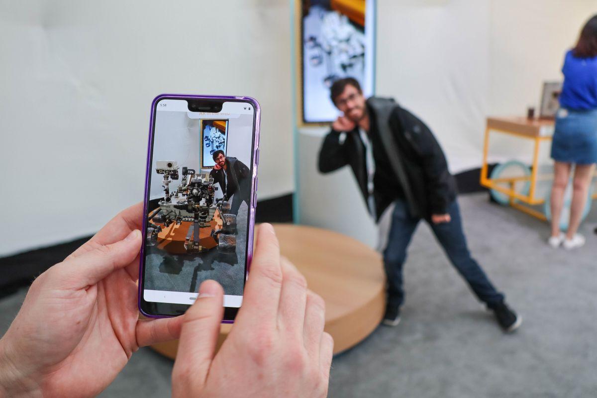 Photo of A melhor exposição do Google IO 2019 não estava lá