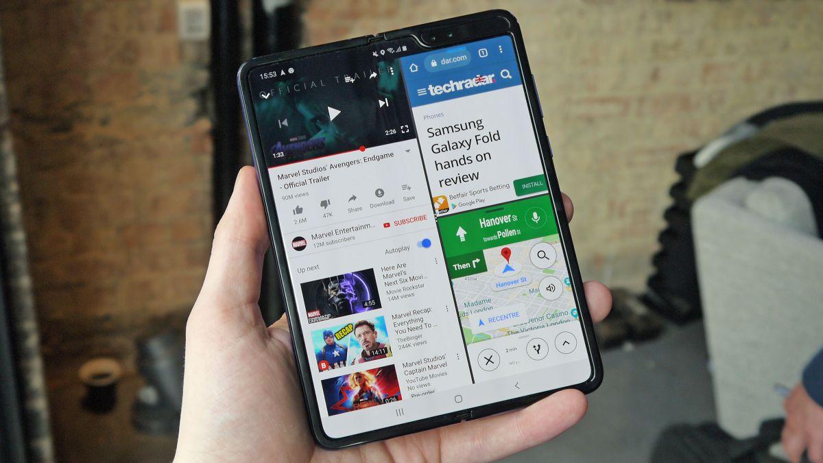 Photo of Samsung Galaxy Fold está atrasado mais uma vez, pode chegar em julho