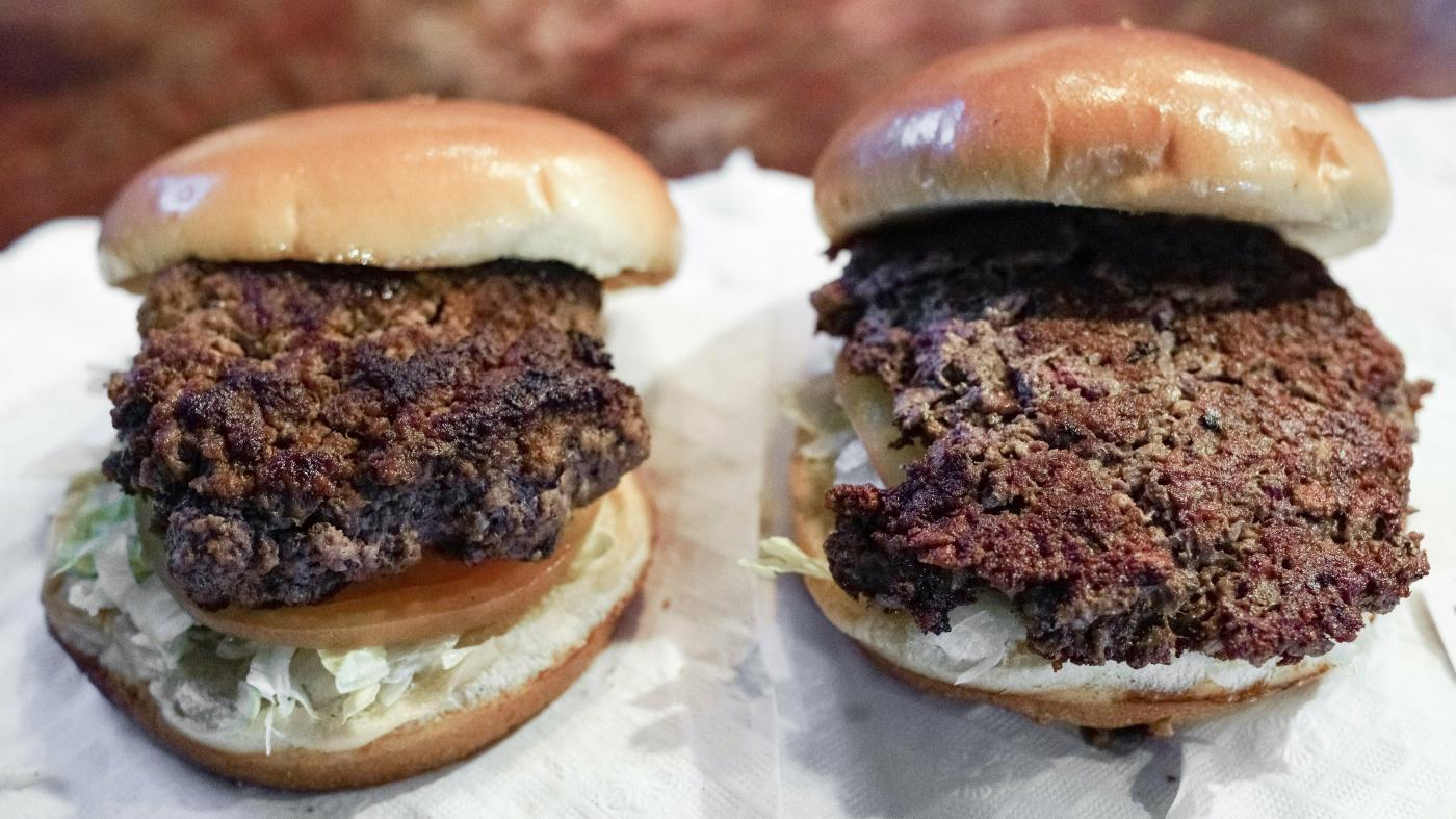Photo of A desordem moral de comer hambúrgueres vegetarianos apoiados pelo Vale do Silício – Quartz