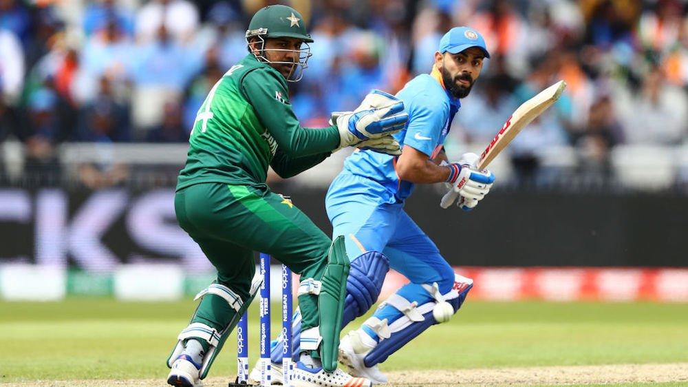 Photo of Como assistir a Índia x Paquistão: transmissão ao vivo do jogo Cricket World Cup 2019 a partir de qualquer lugar no momento