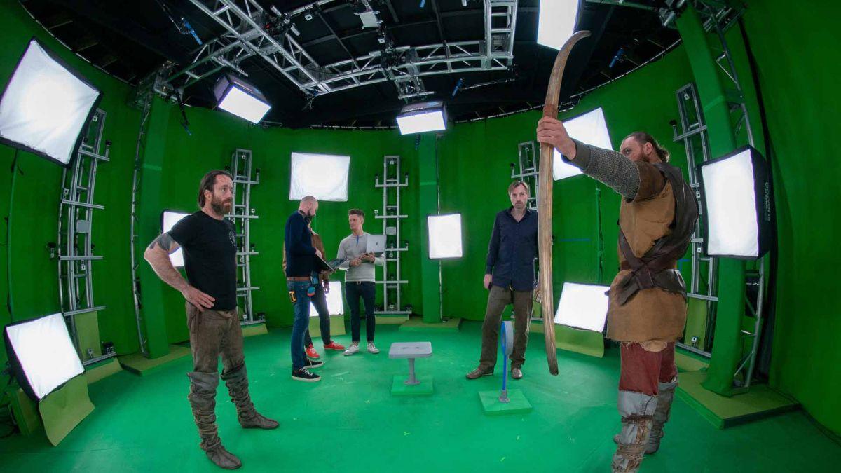 Photo of Virtual Vikings: como a captura volumétrica está tornando a realidade virtual uma realidade