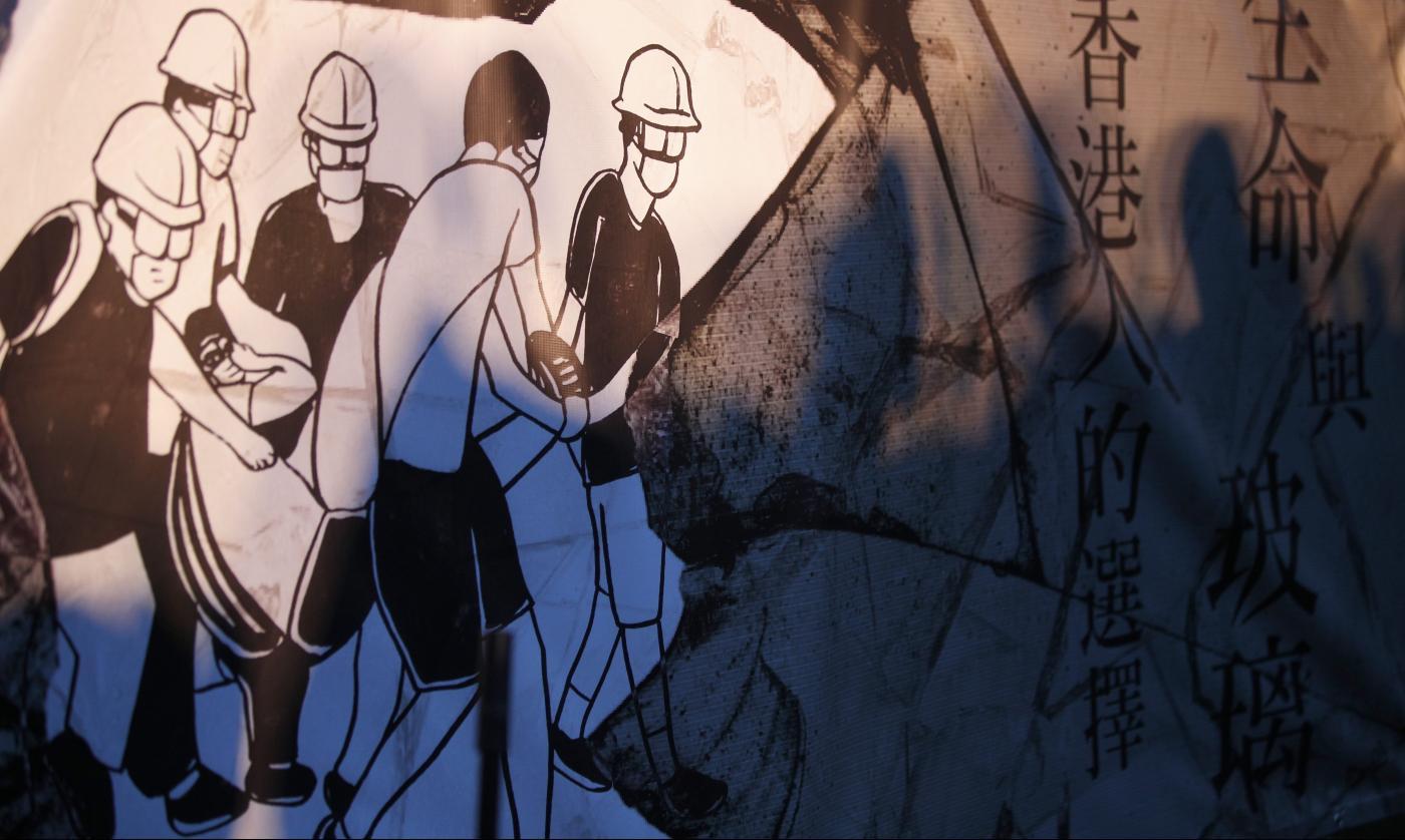 Photo of Veja os cartazes e quadrinhos dos protestos de Hong Kong – Quartzy
