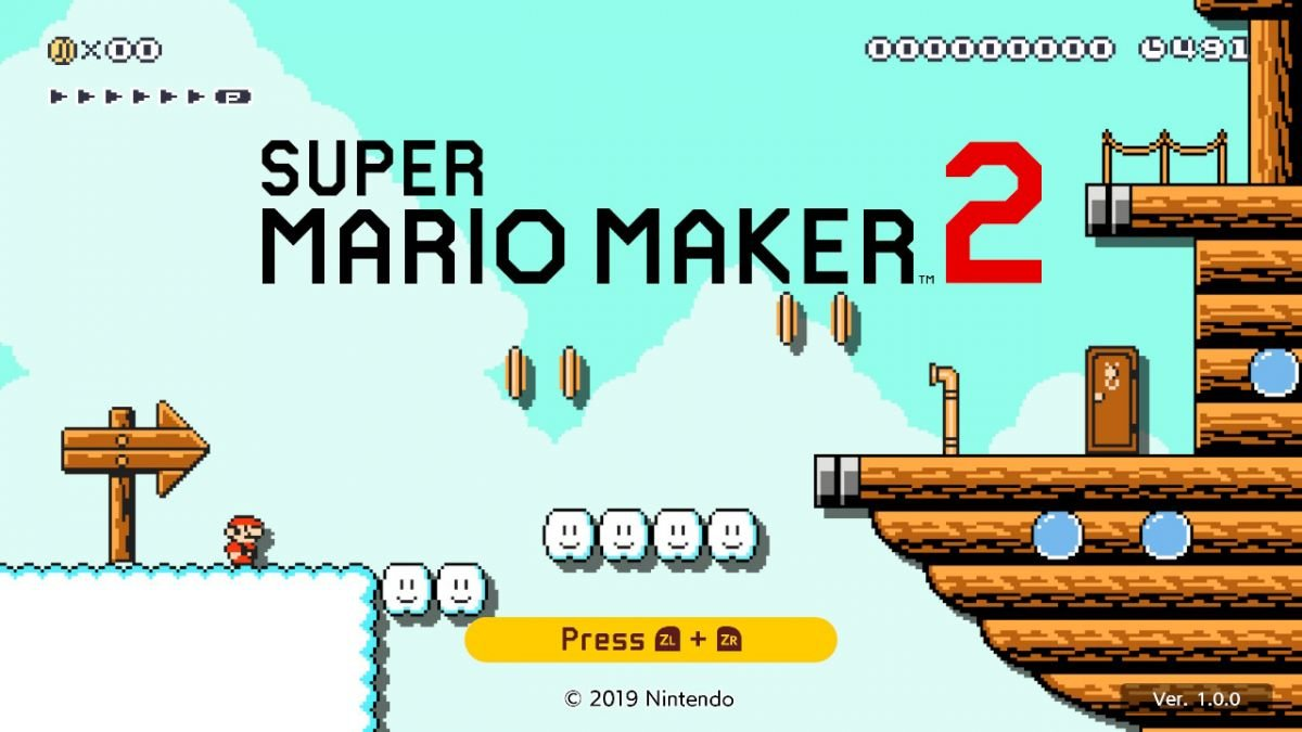 Photo of Super Mario Maker 2 em Switch alcançou 2 milhões de cursos feitos por jogadores