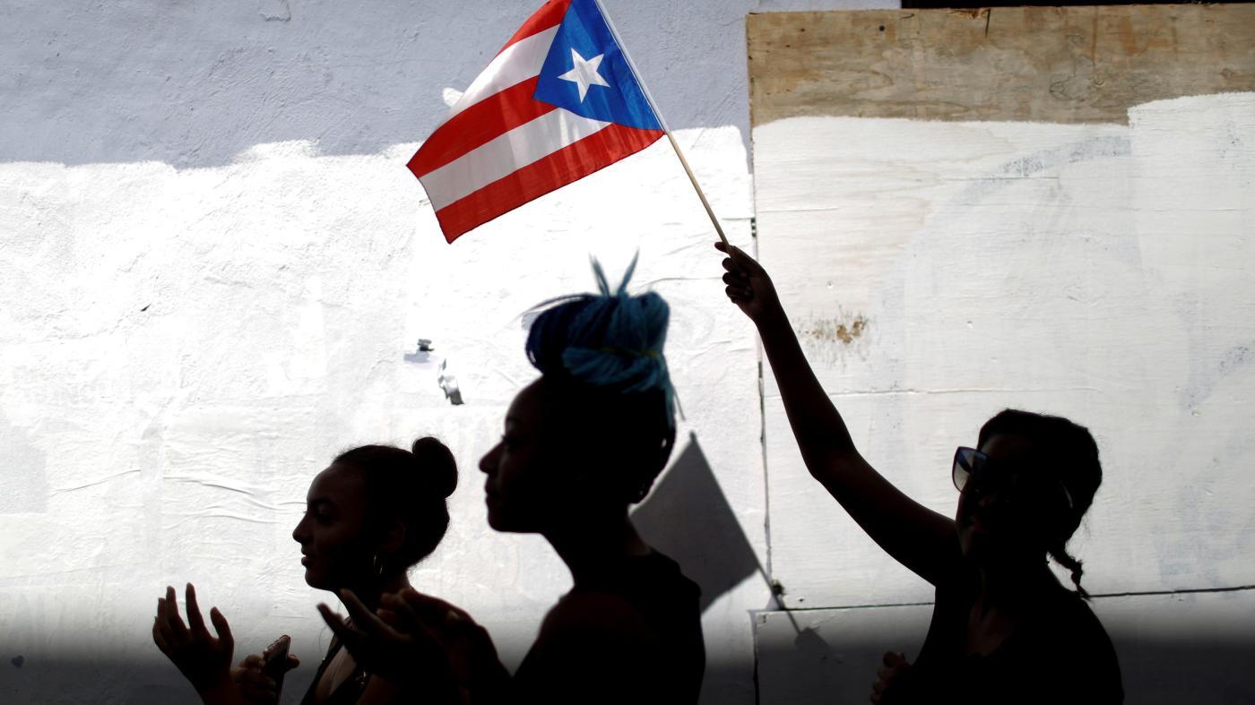 Photo of A diáspora porto-riquenha se juntou aos protestos históricos contra o governador – Quartz