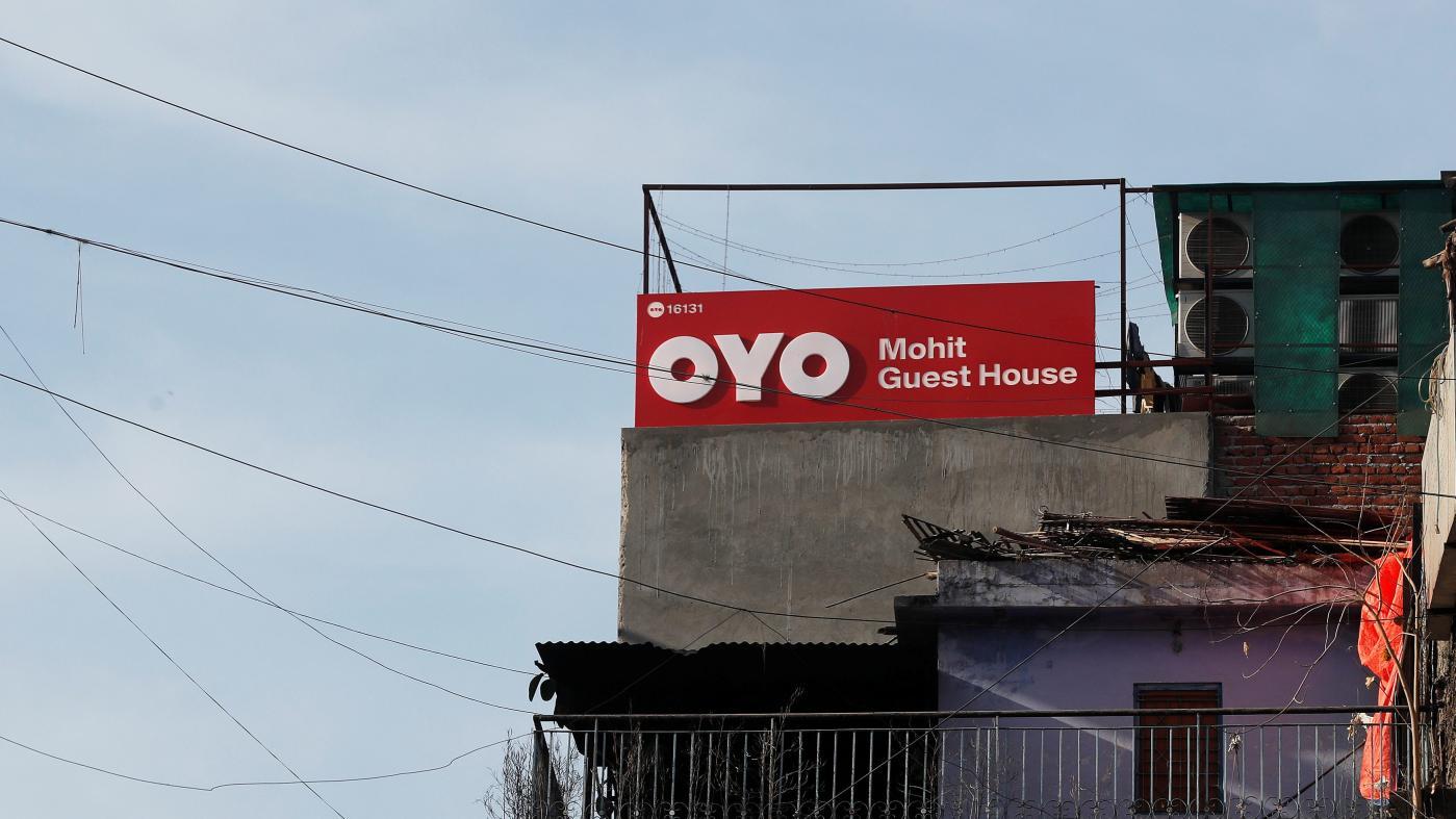 Photo of Aditya Ghosh, CEO da OYO Índia, em seu show de abertura após uma temporada da IndiGo – Quartz India