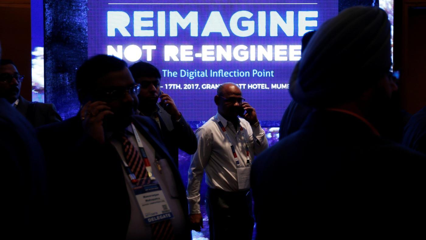 Foto de Ola's Bhavish, não Nadella da Microsoft, modelo indiano de TI agora – Quartz India