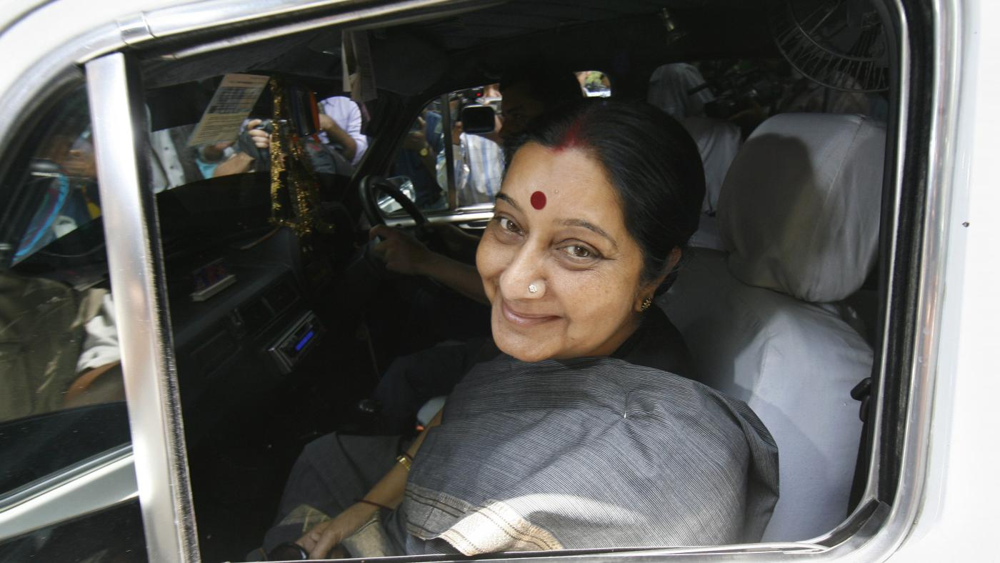 Photo of Sushma Swaraj, ex-chanceler indiano e incondicional de BJP, morre – Quartz Índia