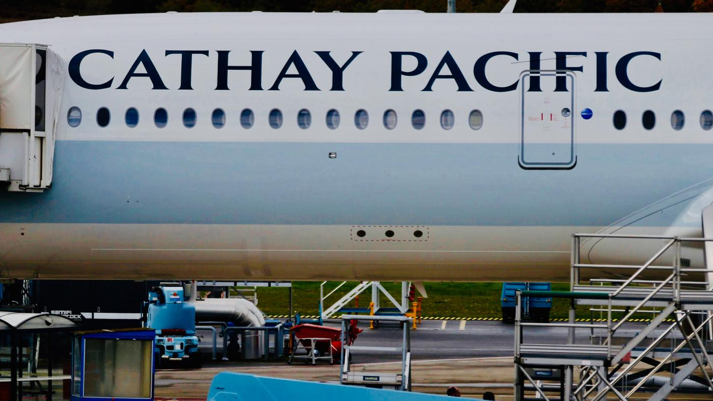 Photo of Cathay Pacific Airways de Hong Kong enfrenta a ira da China continental – Quartz
