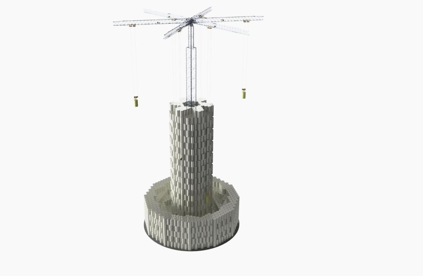 Photo of SoftBank opta pelo Energy Vault para armazenar energia em blocos de concreto – Quartz