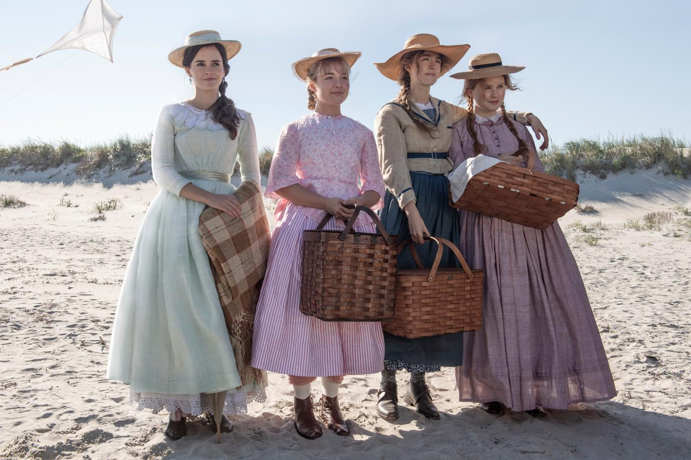 Photo of O trailer de Little Women é uma ode a chapéus incríveis – Quartzy