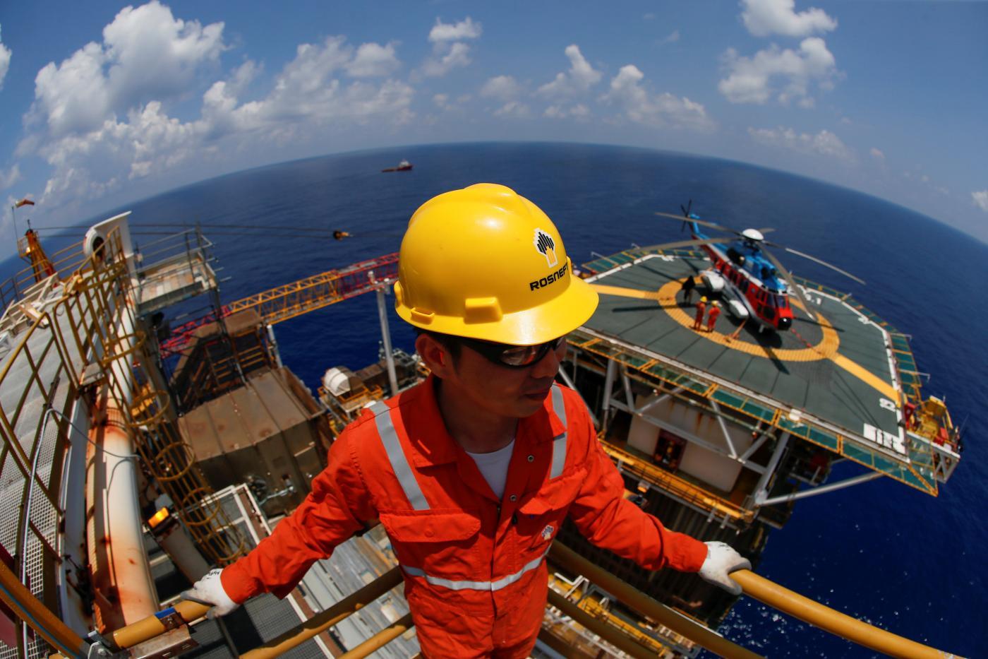 Foto de Estados Unidos afirmam que a China bloqueia US $ 2,5 bilhões em petróleo e gás do Mar do Sul da China – Quartz