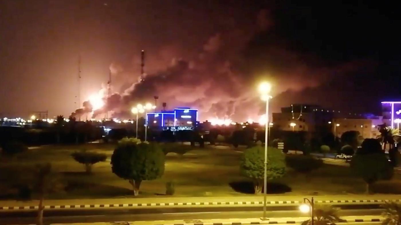 Photo of Drones atacam a maior refinaria de petróleo do mundo na Arábia Saudita – Quartzo