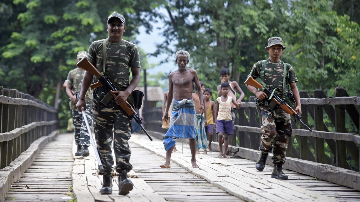 Photo of NRC é a última ferida que Assam sofreu após a ULFA, insurgência – Quartz India