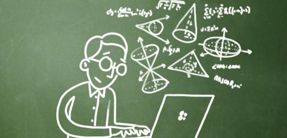 Photo of Interações entre matemática e ciência da computação