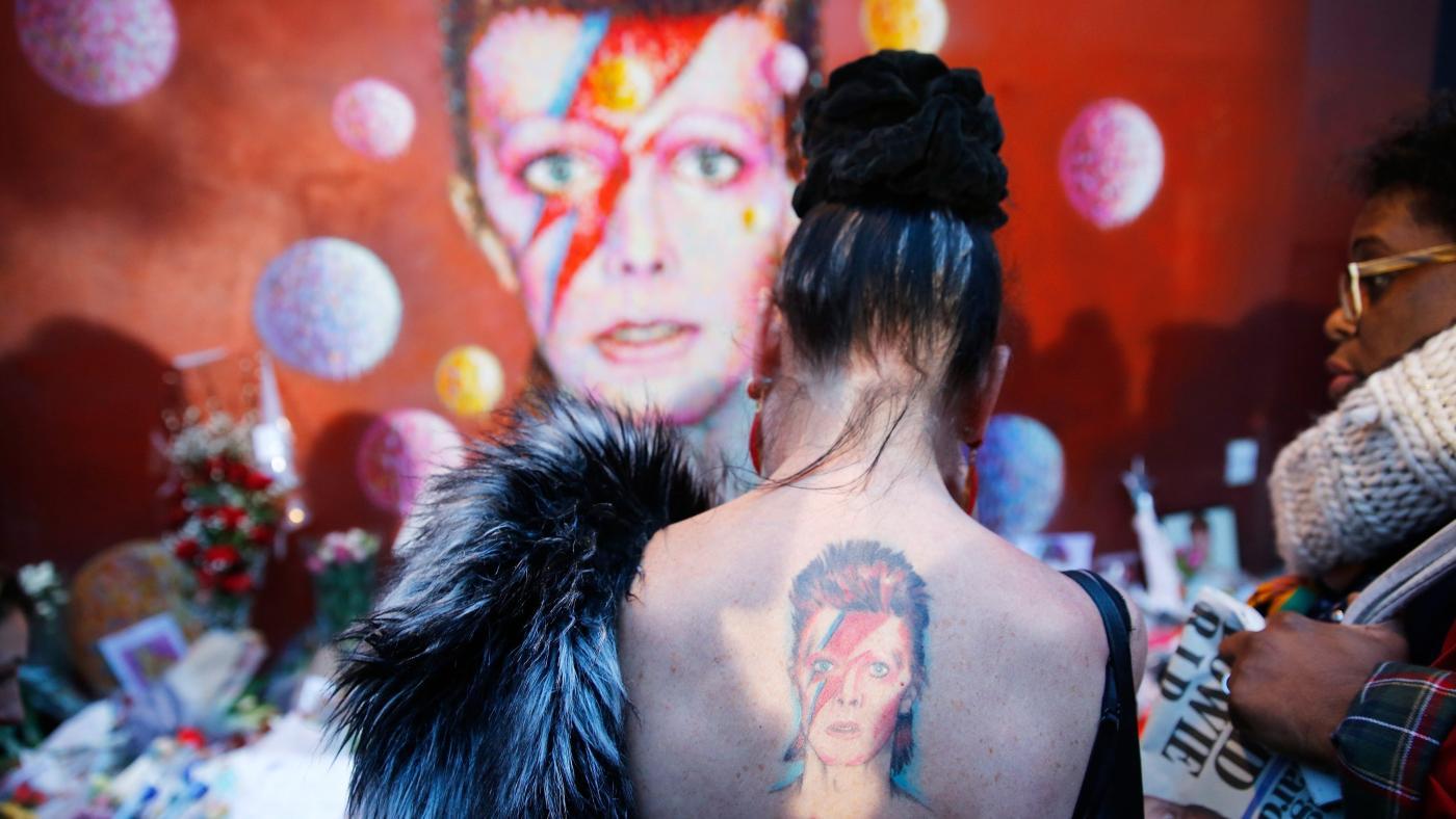 """Photo of David Bowie aparece na """"Noite da Filosofia"""" da New School – Quartzy"""