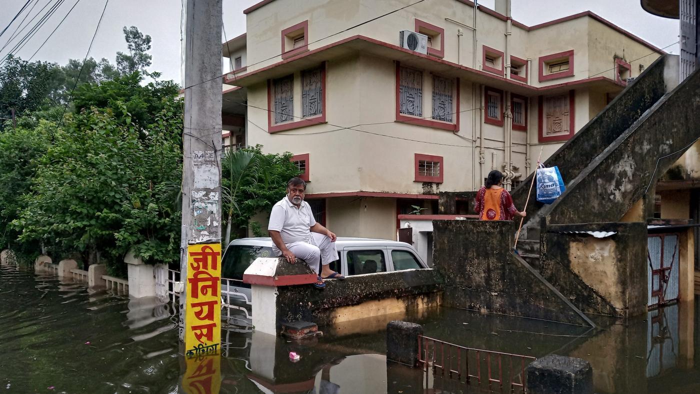 Foto de DMA lidera coalizão mundial à prova de desastres Modi – Quartz India