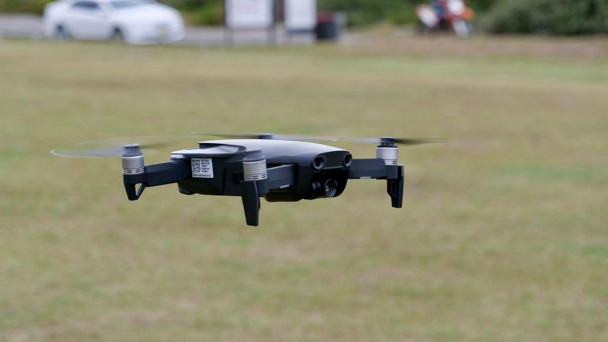 Photo of O drone DJI Mavic Mini é filtrado graças à apresentação da FCC