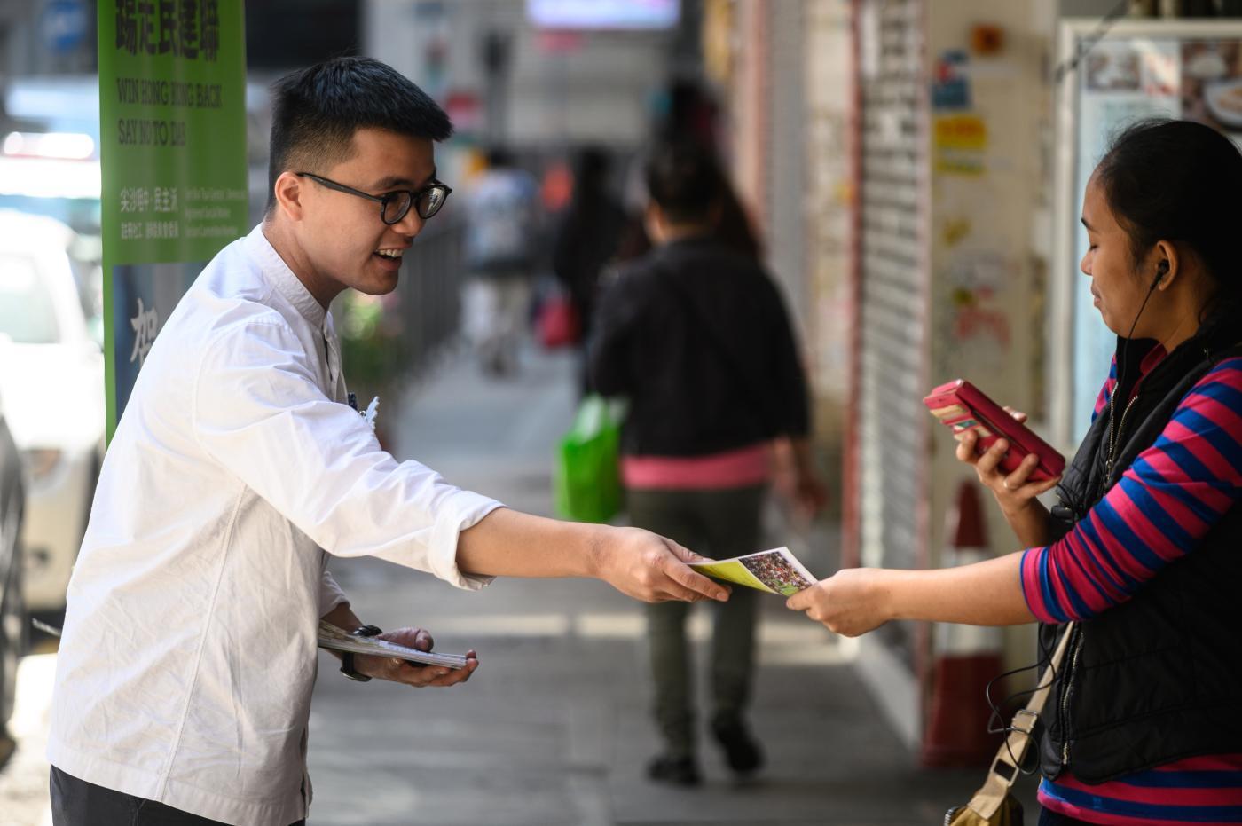 Photo of O que você precisa saber sobre as eleições no conselho distrital de Hong Kong – Quartzo