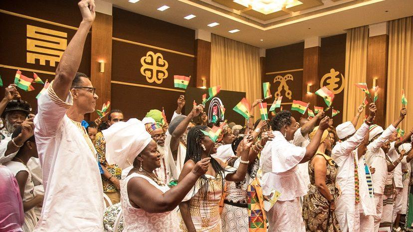 Photo of Gana concede cidadania a 100 afro-americanos, ano de retorno – Quartz Africa