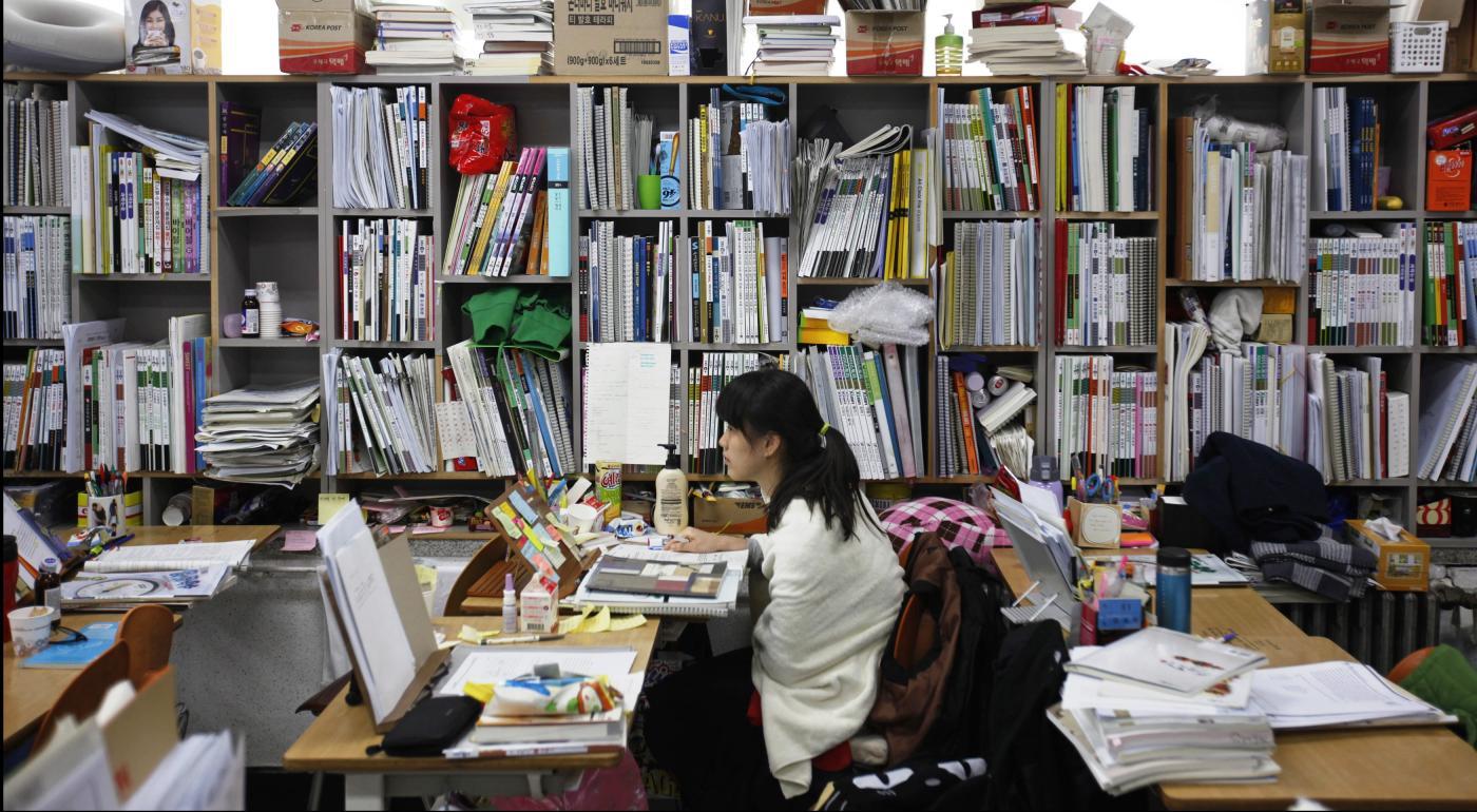 Photo of O governo sul-coreano está tentando ensinar as pessoas a fracassarem – Quartz at Work