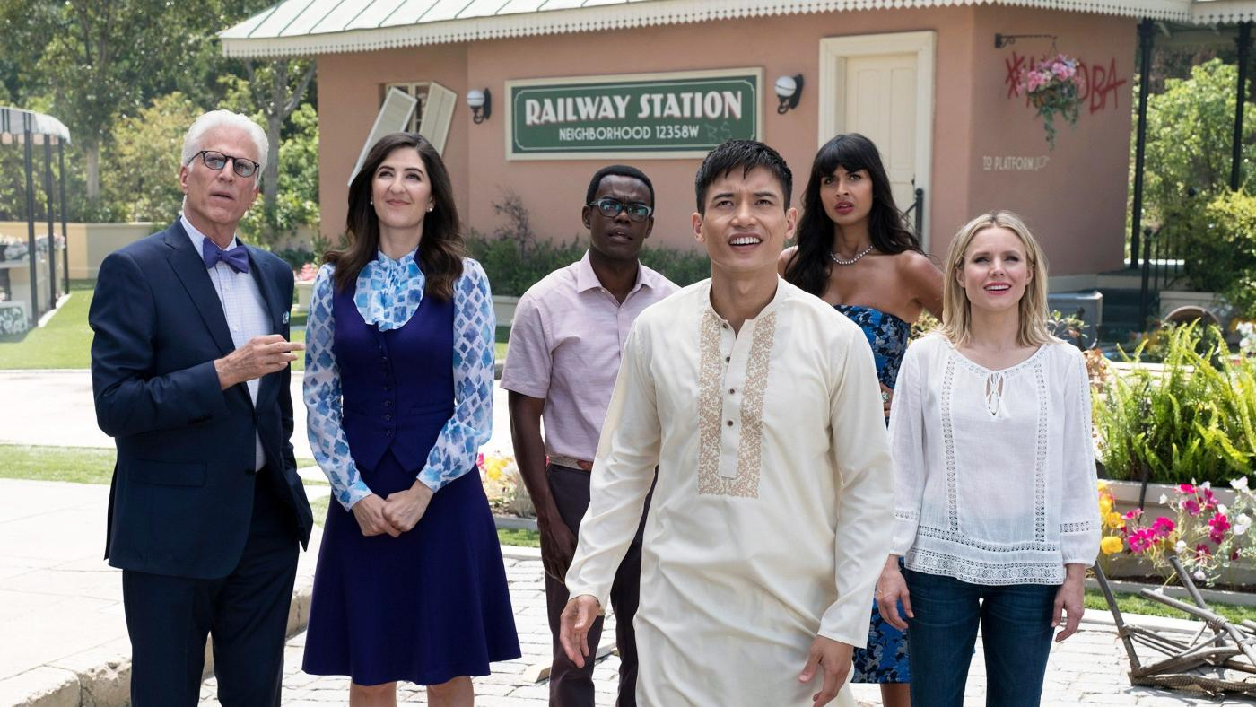 "Photo of Por que as idéias filosóficas de ""The Good Place"" são tão atraentes – Quartzy"