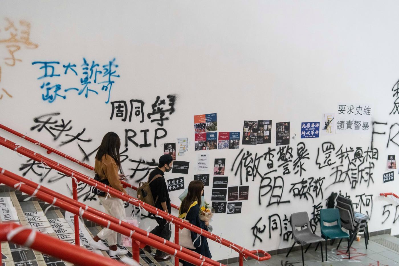 Photo of Um guia para o jargão cantonês de protesto em Hong Kong – Quartzo