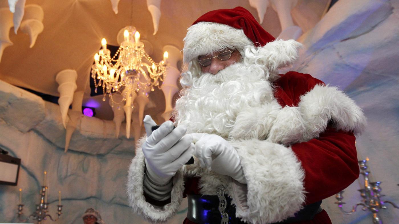 Photo of Papai Noel leva a proteção de seus dados pessoais muito a sério – Quartzo