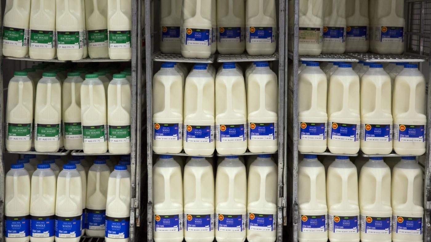Photo of Os produtores de laticínios não estão tão nervosos com o leite de origem vegetal – Quartzo
