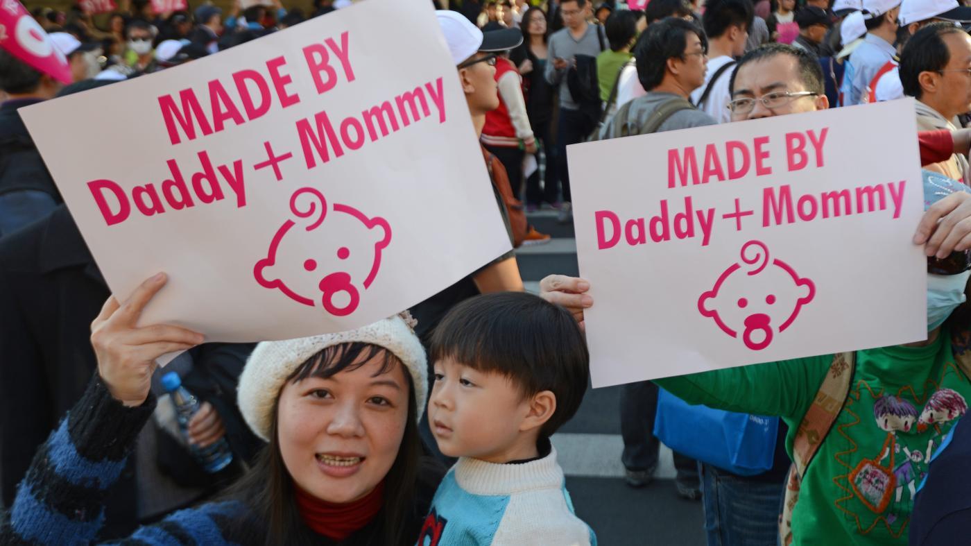 Photo of Tsai Ing-wen enfrenta falsas notícias homofóbicas – Quartzo