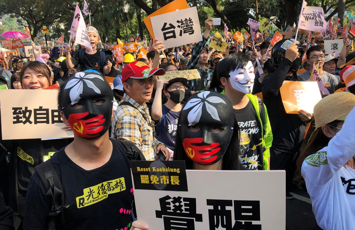 Photo of Hong Kongers viajam para Taiwan para participar de eleições – Quartzo