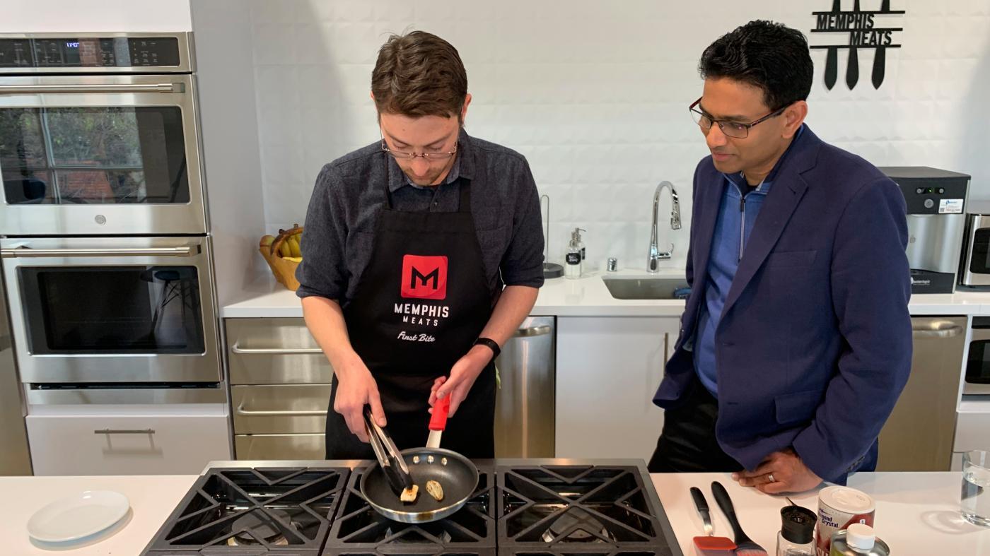 Photo of Memphis Meats planeja construir a primeira fábrica de carnes baseada em células dos EUA. UU. – Quartzo