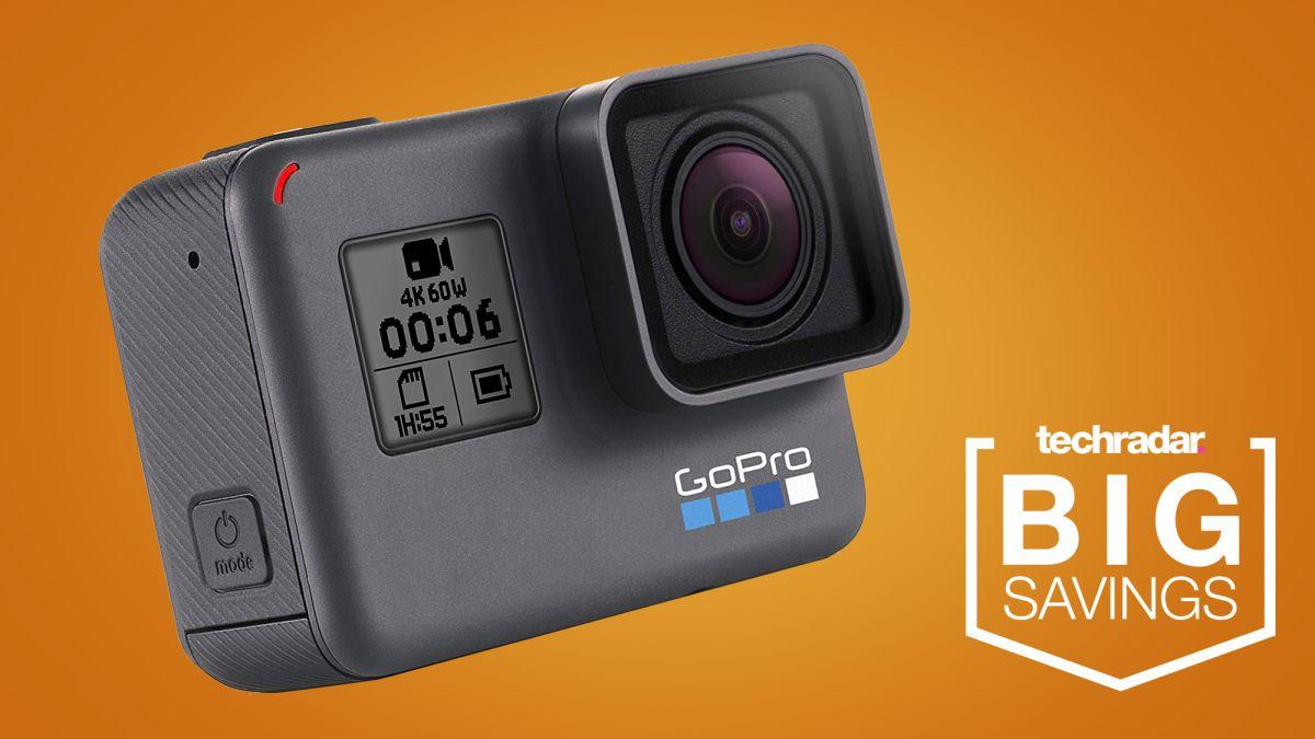 Photo of Só hoje, ganhe 20% de desconto na GoPro Hero 8 Black
