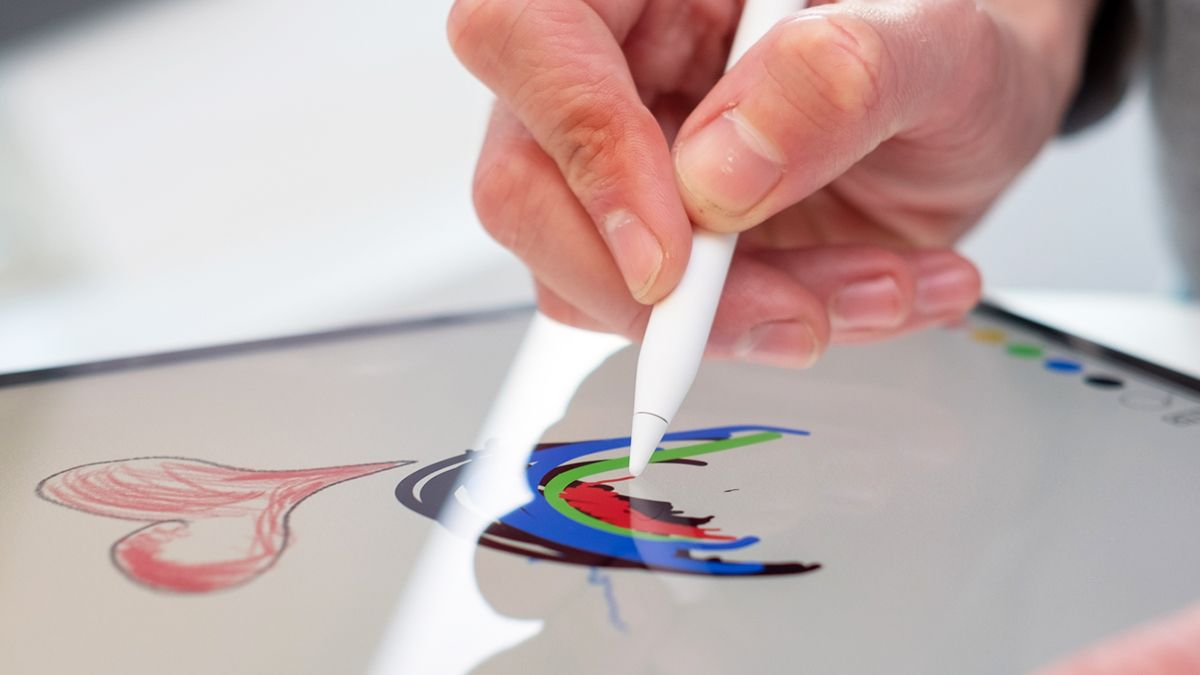 Photo of O próximo Apple Pencil pode vir com mais gestos e até uma câmera