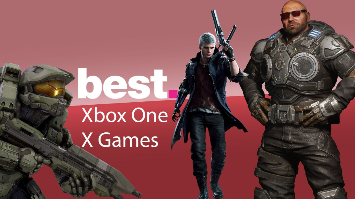 Photo of ANTIGA / GALERIA Os melhores jogos do Xbox One X: o que jogar no console mais poderoso do mundo