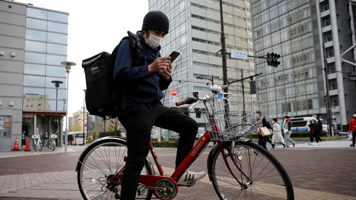 Foto de Como Amazon, Uber e outros estão tratando trabalhadores durante o Covid-19 – Quartzo