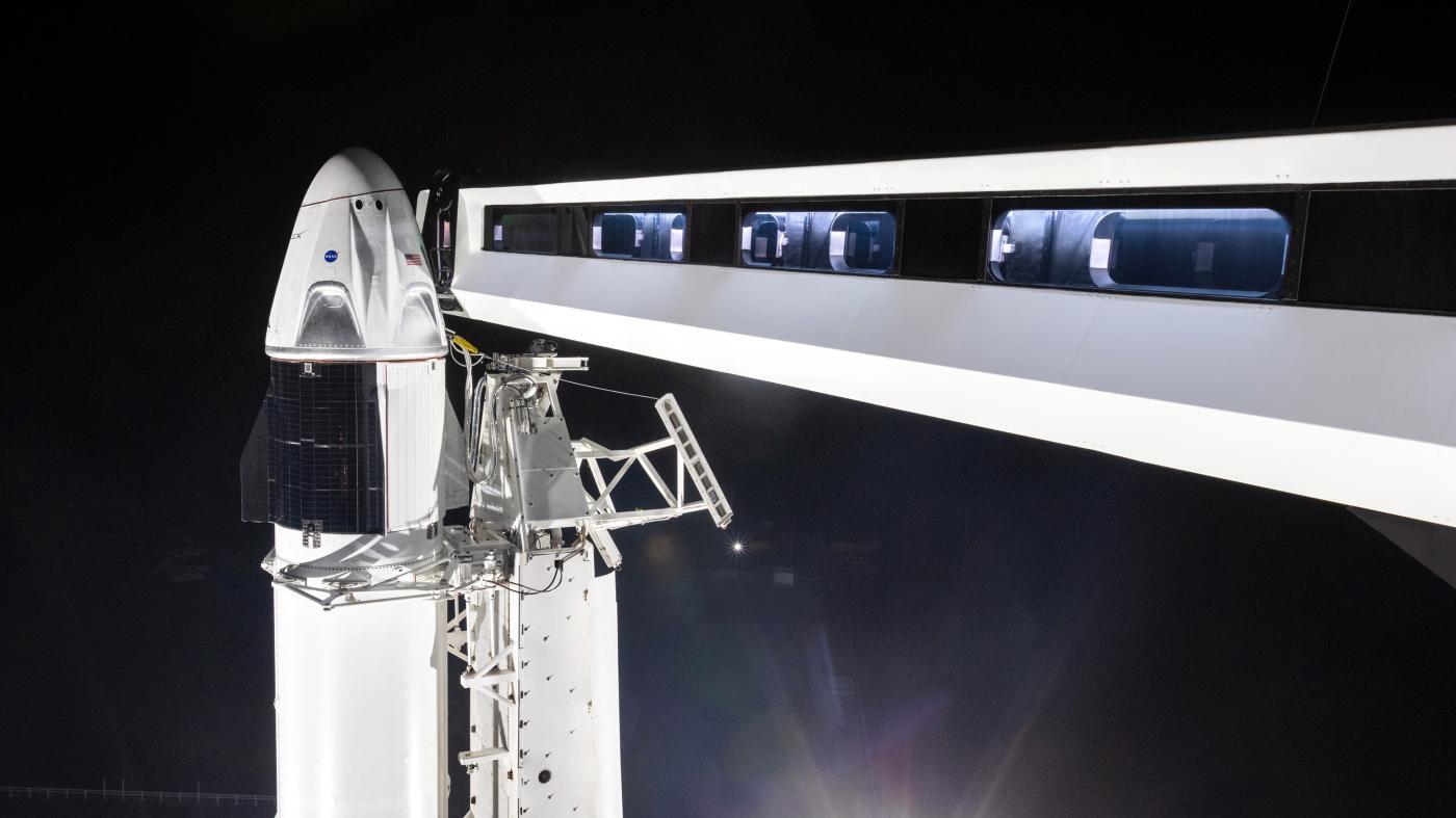 Foto de SpaceX lançará os primeiros astronautas americanos desde 2011, pandêmicos ou não – Quartzo