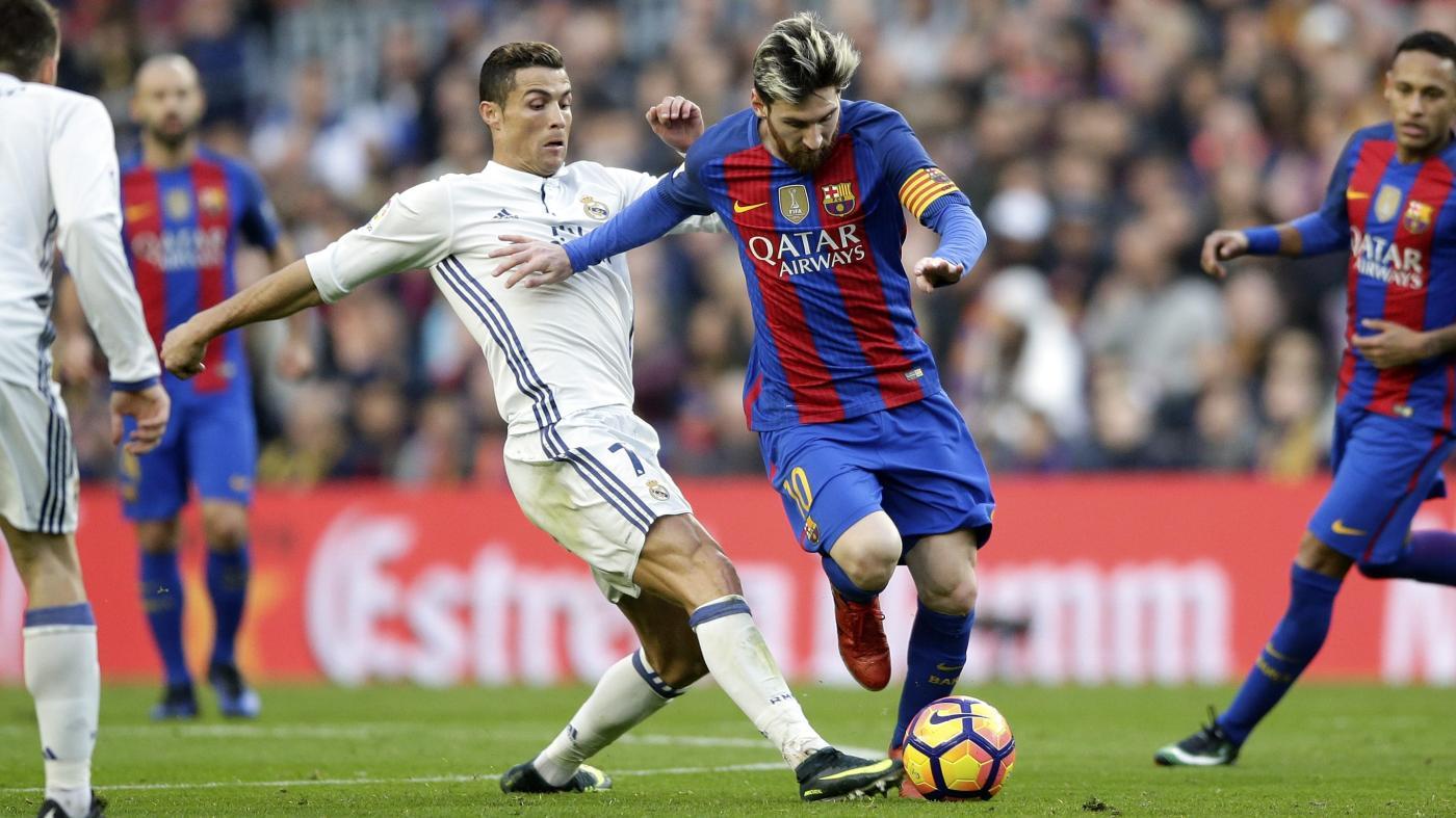 Foto de Pagamento de coronavírus de Messi e Ronaldo corta lição para CEOs – Quartz