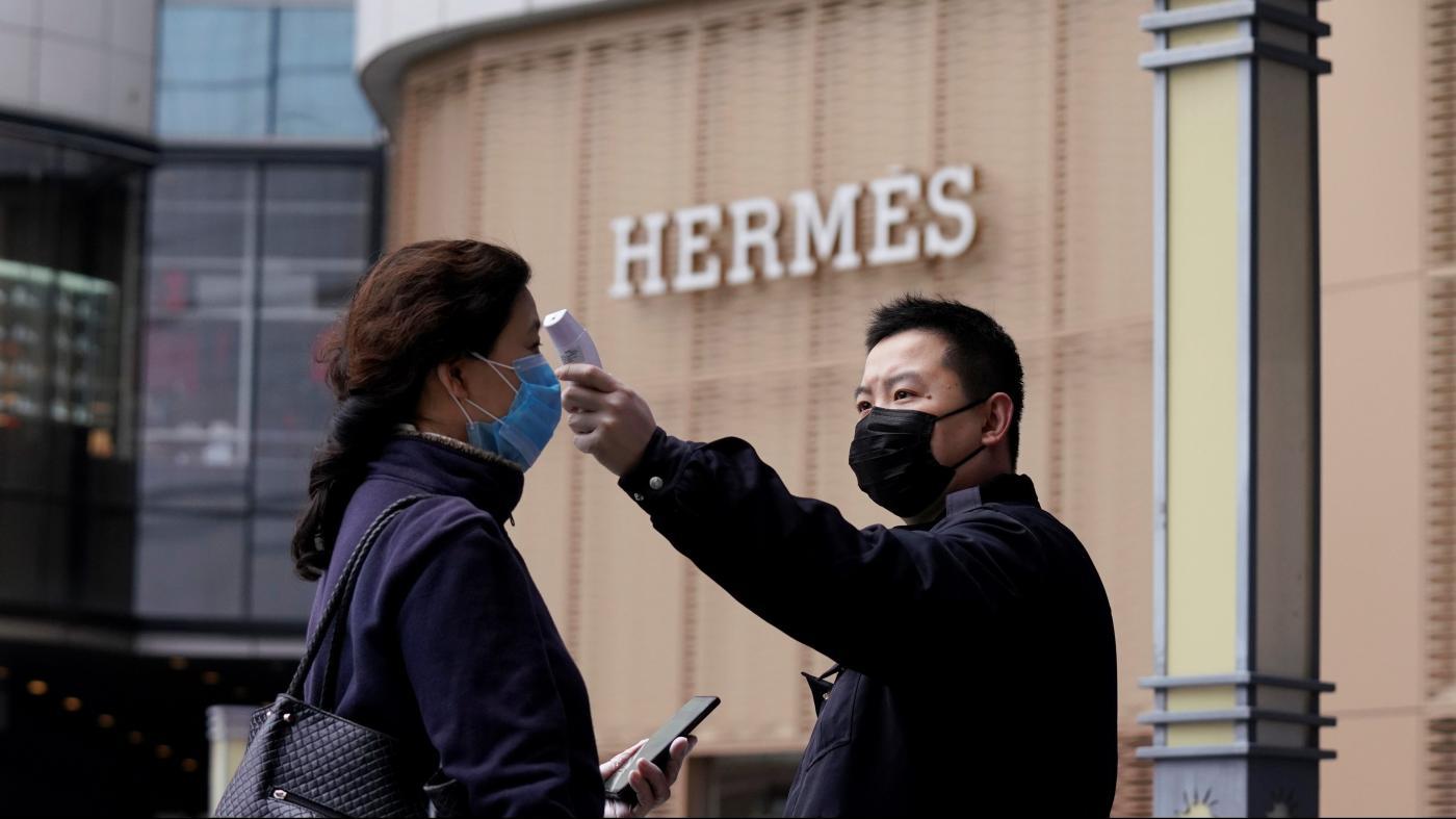 Foto de Covid-19 tornará os varejistas de luxo ainda mais dependentes da China – Quartzo